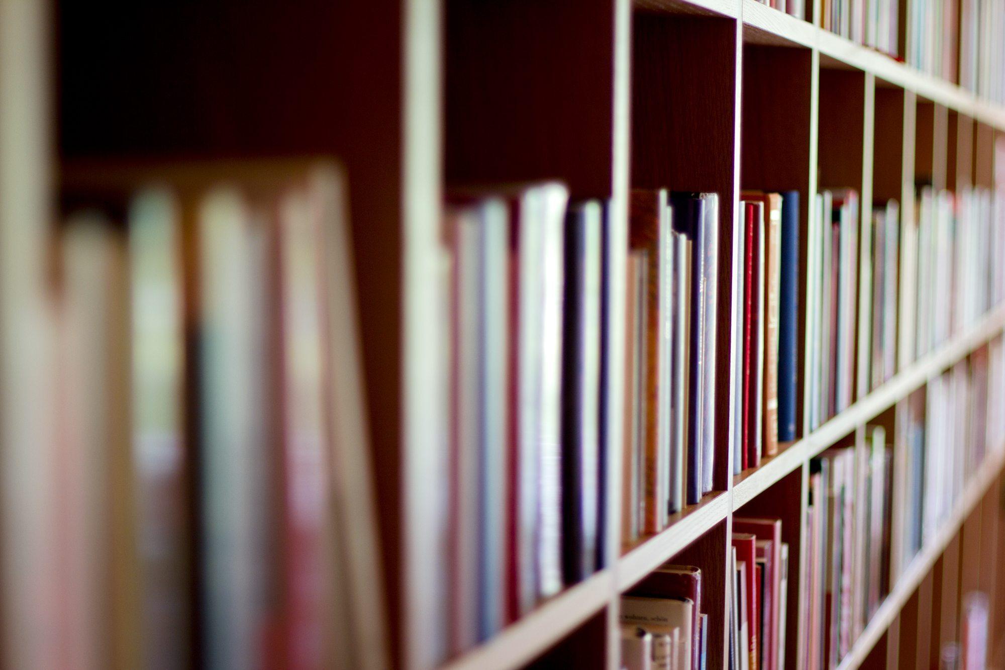 Bibliothek Hotel Krone Au