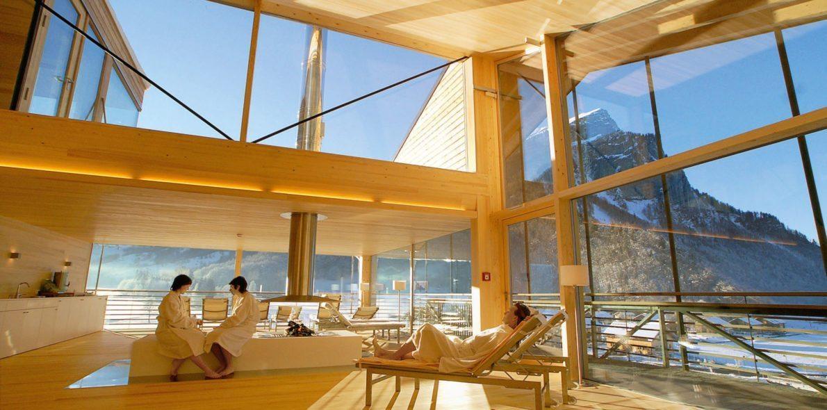 hotel krone au bregenzerwald Sky Spa