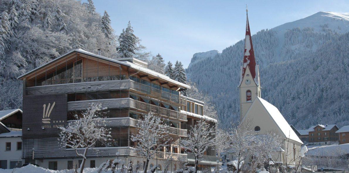 Hotel Krone in Au Bregenzewald