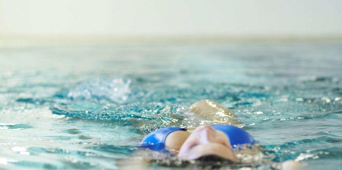 Schwimmen hotel krone au