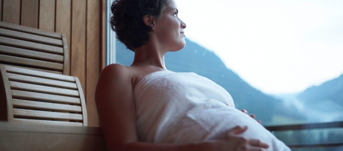 hotel krone au Urlaub Schwangerschaft