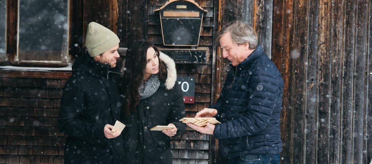 Holzschindel Bregenzerwald kultur