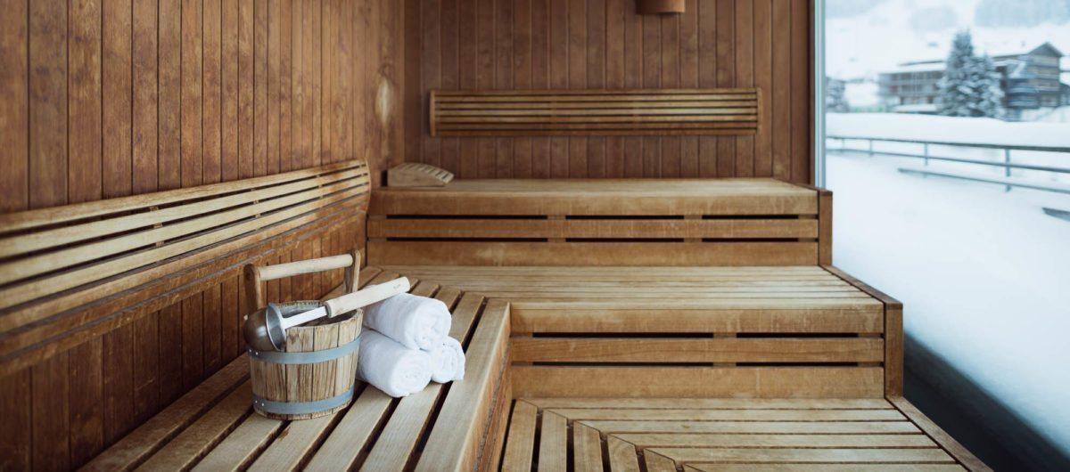 Panoramic rooftop sauna vorarlberg hotel krone au