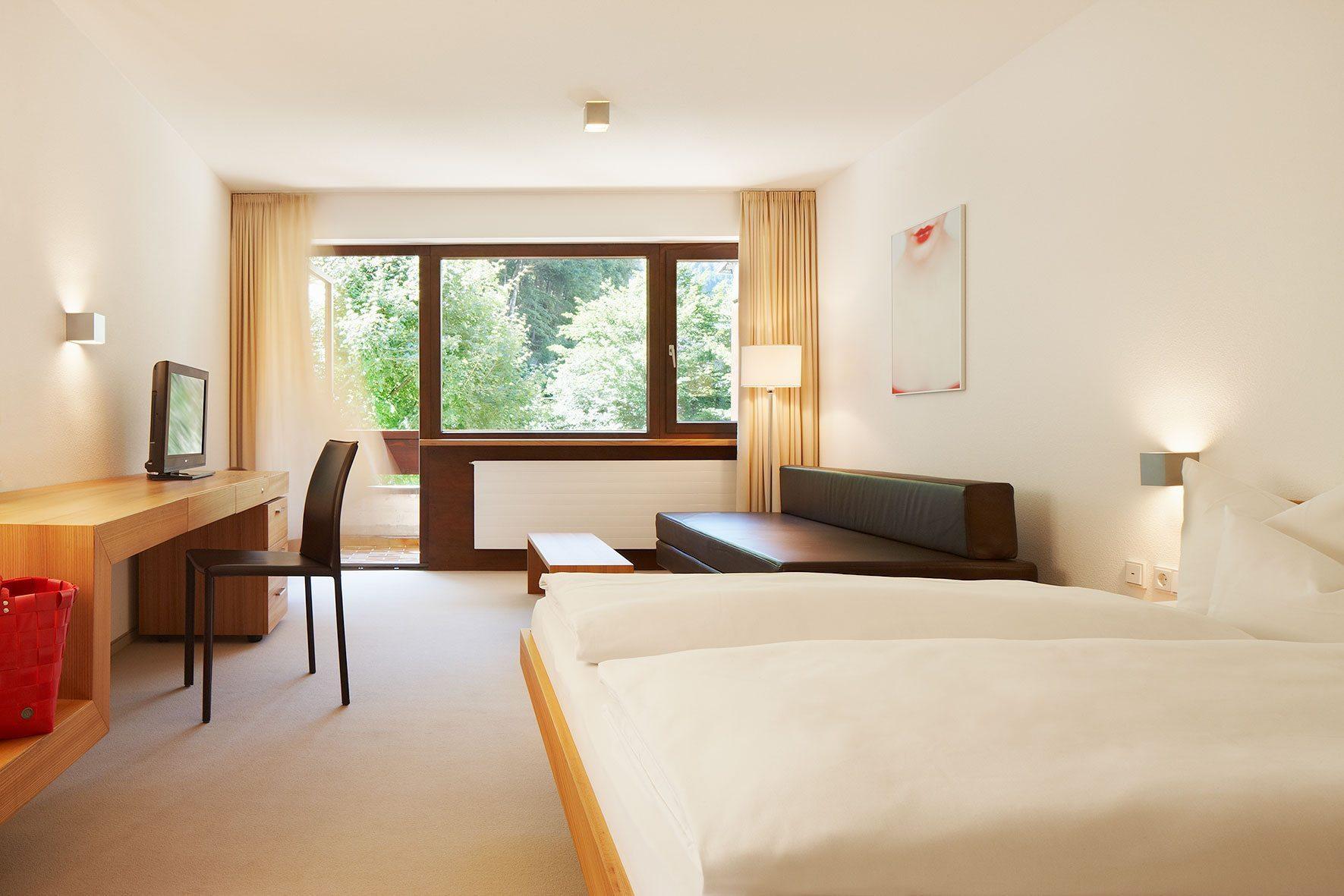 Lakeside room Hotel Krone Au Bregenzerwald