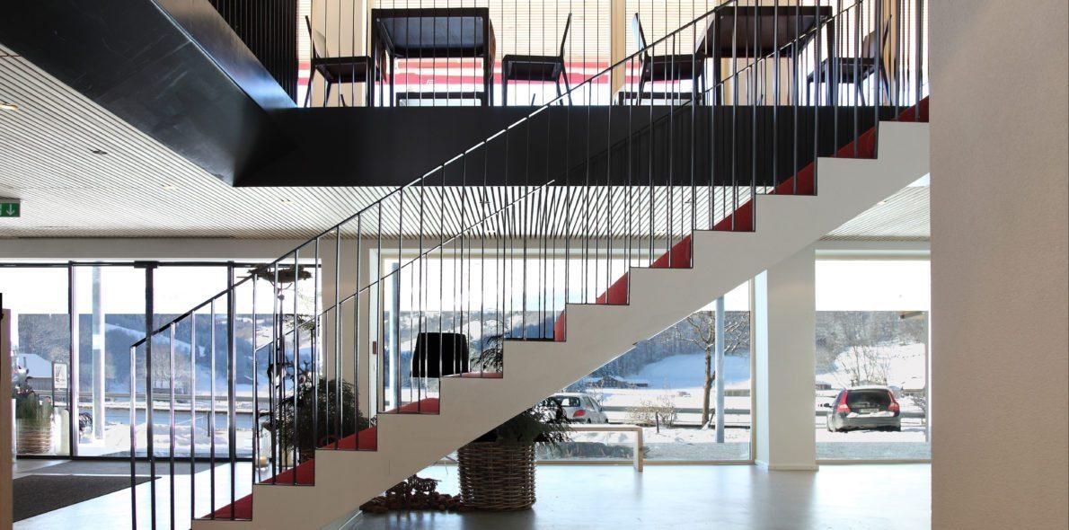 Architektur Hotel Krone Au Bregenzerwald