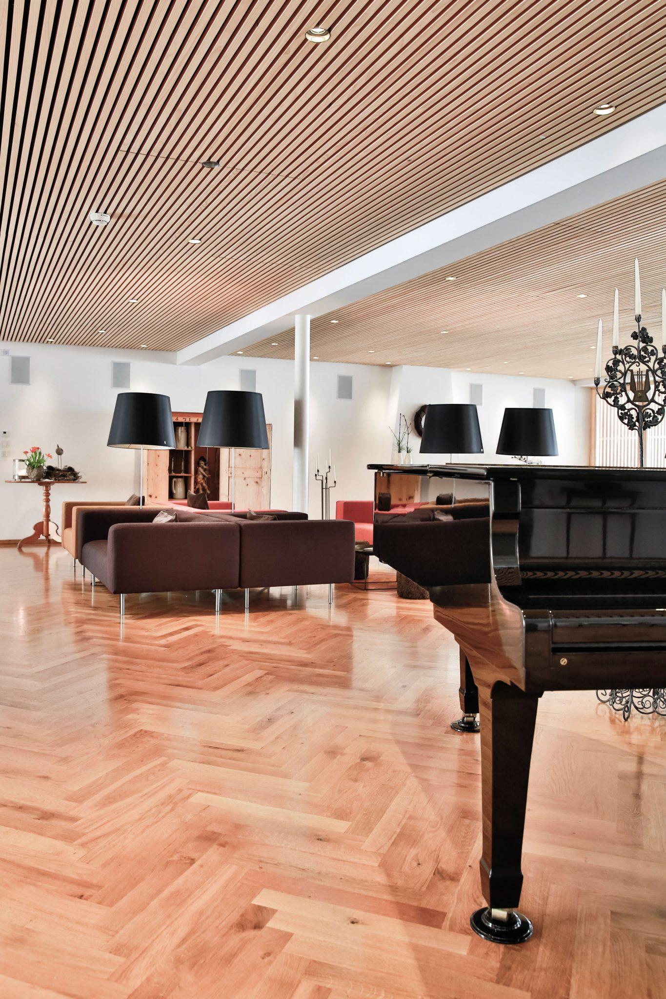 Kaminzimmer Flügel Hotel Krone in Au