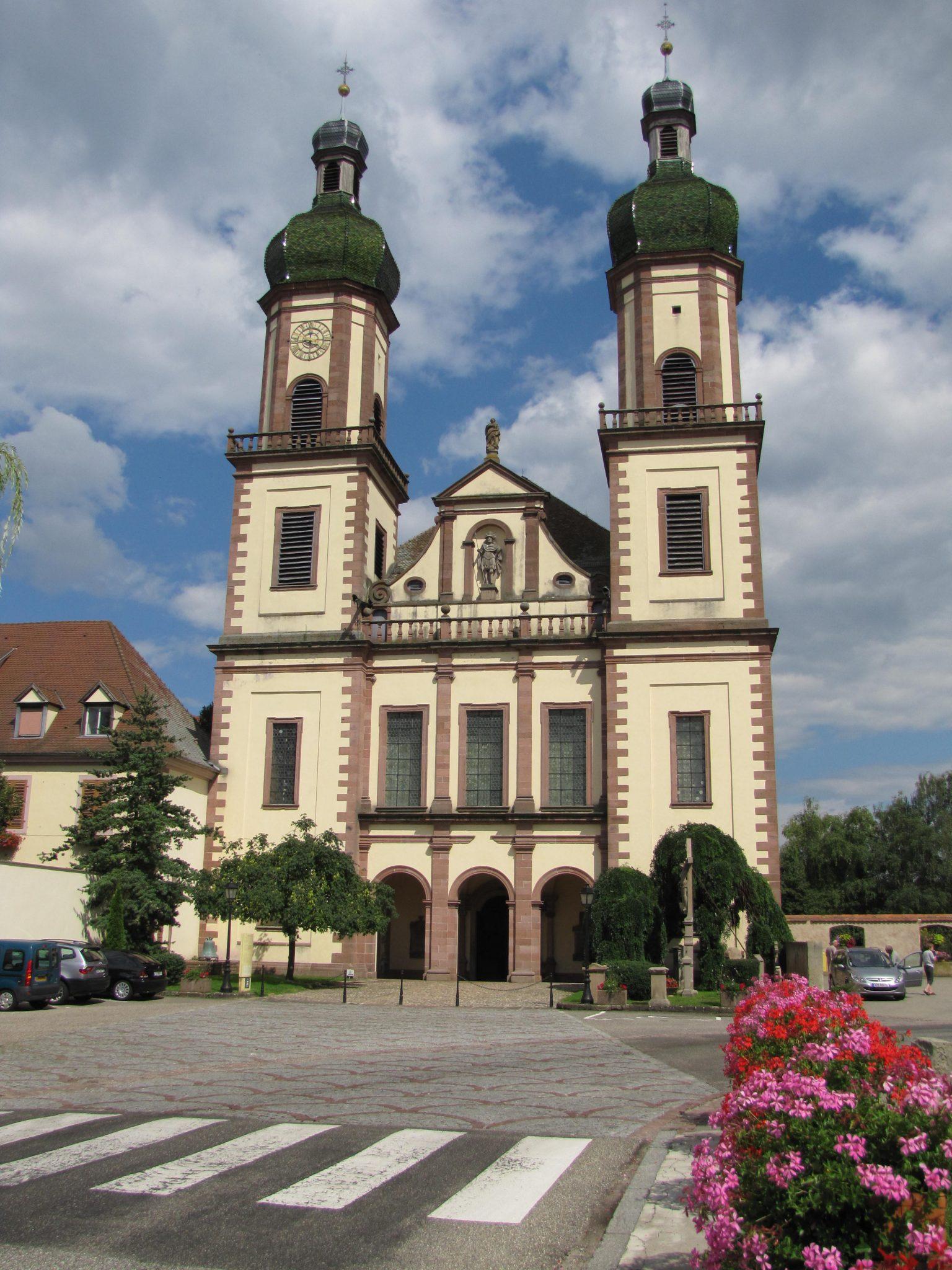 Ebersmunster Abbatiale Kirche