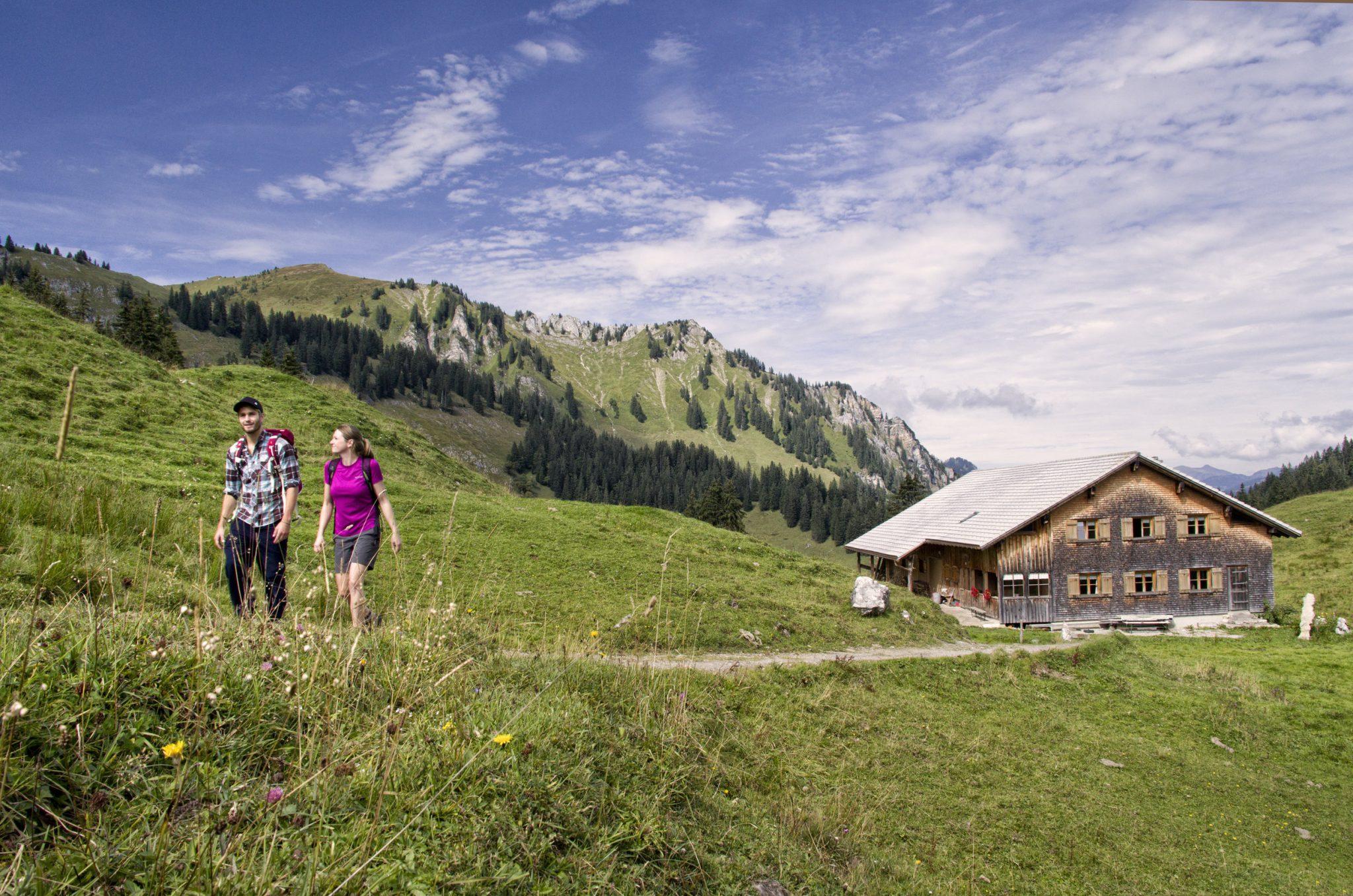 (c) Adolf Bereuter - Bregenzerwald Tourismus