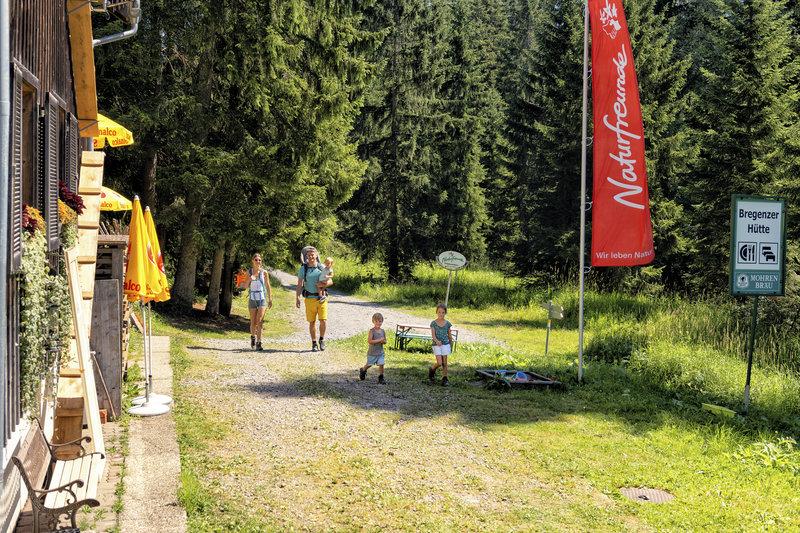 Bild: Johannes Fink - Bregenzerwald Tourismus