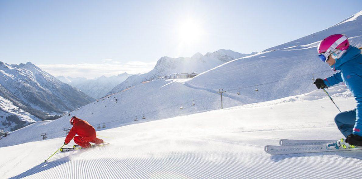 (c) Alex Kaiser - Skilifte Warth
